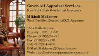 Cover-All Appraisal Services